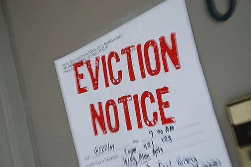 eviction beware